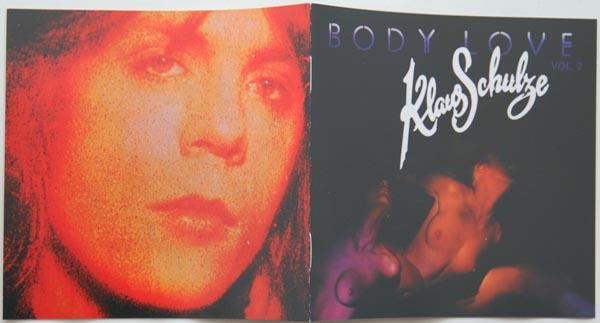 Booklet, Schulze, Klaus  - Body Love Vol. 2
