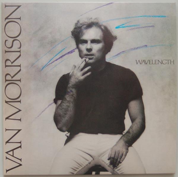 Front Cover, Morrison, Van - Wavelength