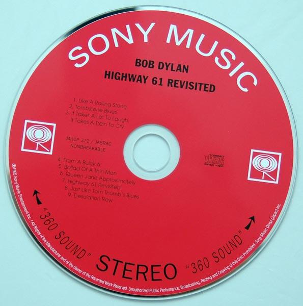 CD, Dylan, Bob - Highway 61 Revisited