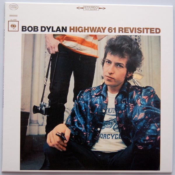 Front cover, Dylan, Bob - Highway 61 Revisited