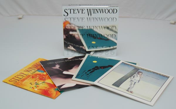 Contents, Winwood, Steve - The Island Years 1977-1986 Box