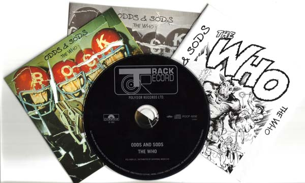 CD and Booklets, Who (The) - Odds and Sods +12