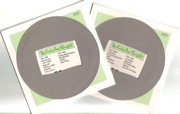 Inner Sleeves, Who (The) - The Kids Are Alright