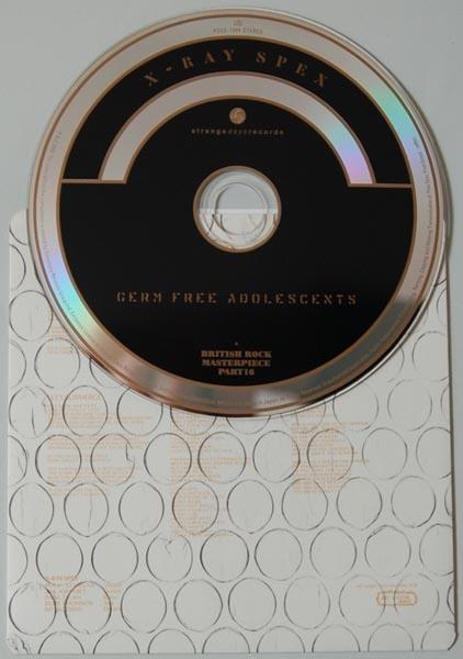 CD, X Ray Spex - Germ Free Adolescents