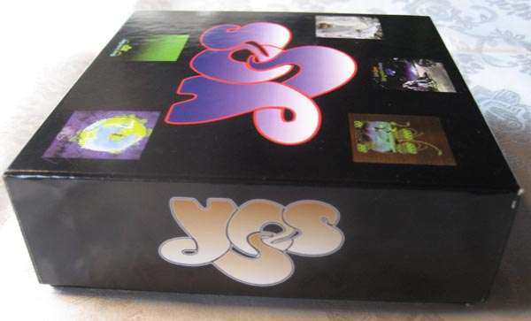 , Yes - Roger Dean Box