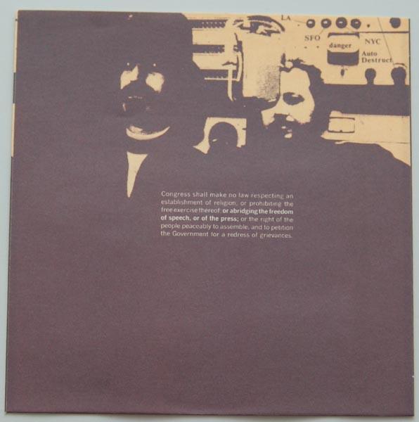 Inner sleve 1A, Zappa, Frank - Burnt Weeny Sandwich