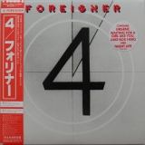 Foreigner : 4 : cover