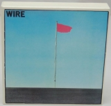 Wire - Pink Flag Box