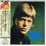 Bowie, David - David Bowie +13 (aka The Deram Anthology 1966-68)
