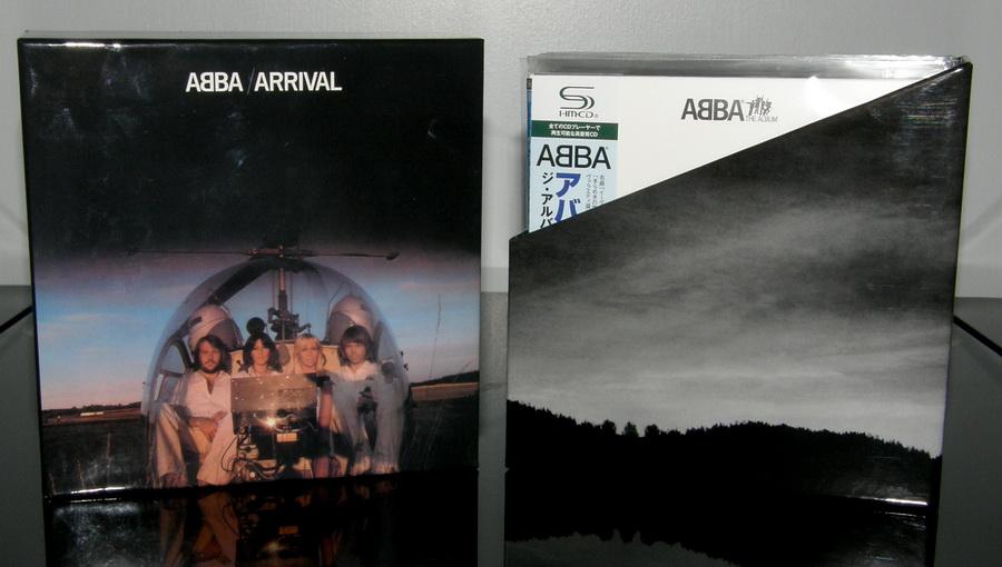 , Abba - Arrival Box