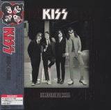Kiss : Dressed To Kill : cover