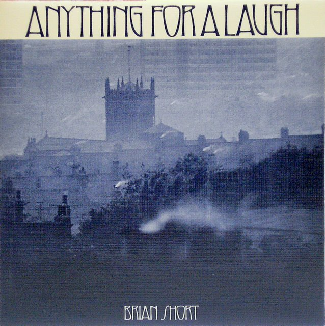 Front Cover, Short, Brian - Anything For A Laugh
