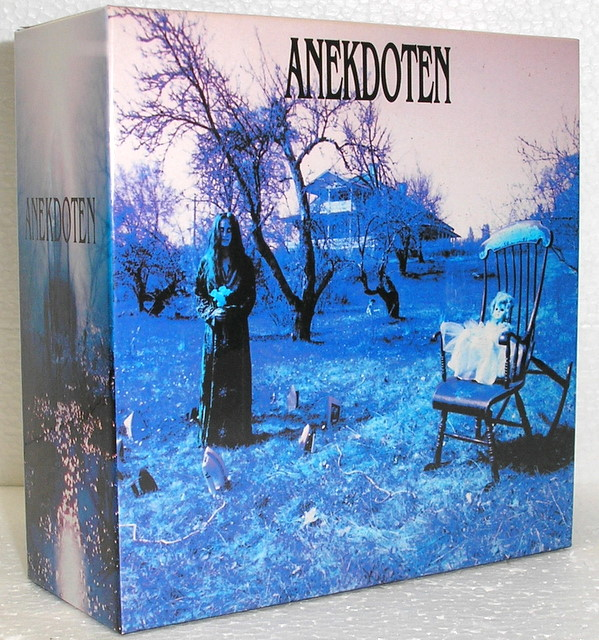 Box Front, Anekdoten - Vemod Box