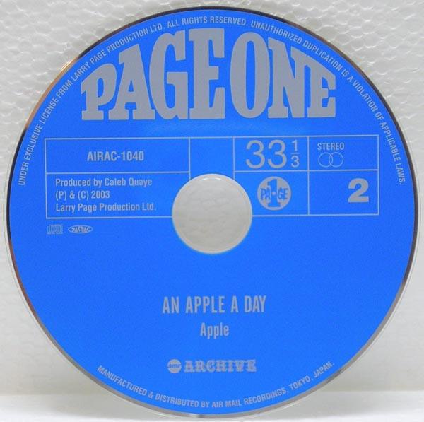 CD, Apple - An Apple A Day +4