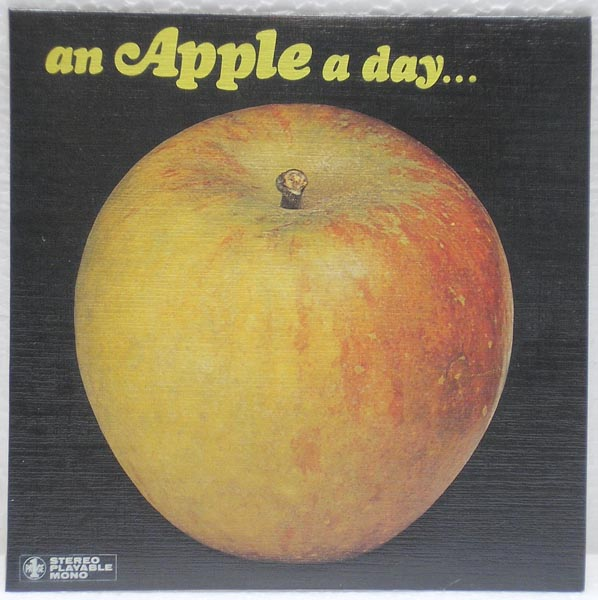 Front Cover, Apple - An Apple A Day +4