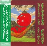 Little Feat : Waiting For Columbus : cover