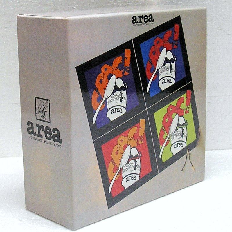 Box and CDs set