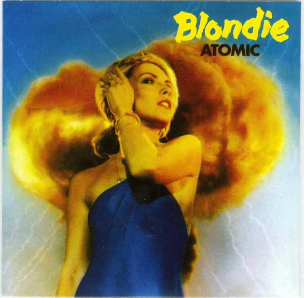 Atomic, Blondie - Singles Box