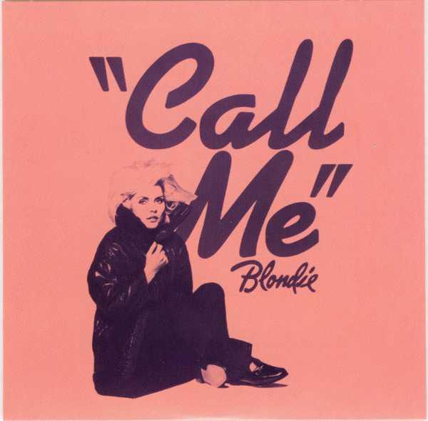 Call Me, Blondie - Singles Box