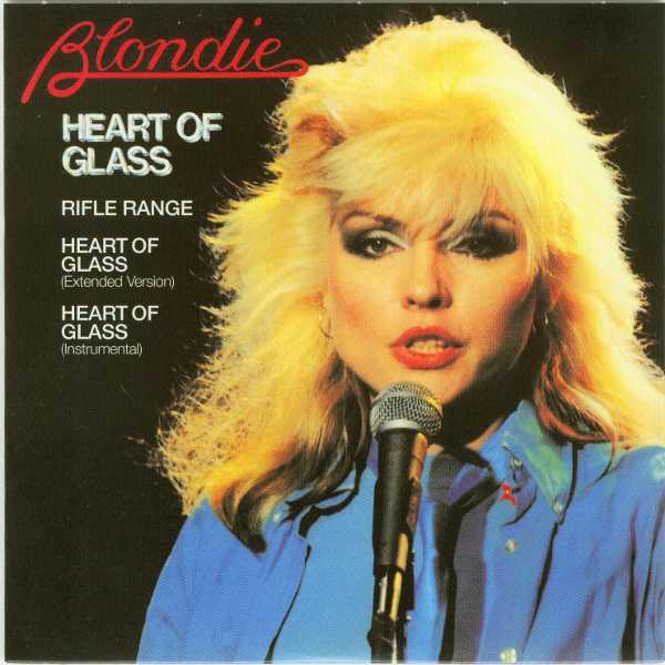 Heart of Glass, Blondie - Singles Box