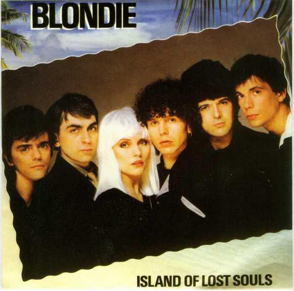 Island of Lost Souls, Blondie - Singles Box