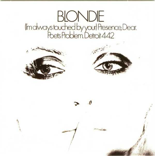 Presence, Blondie - Singles Box