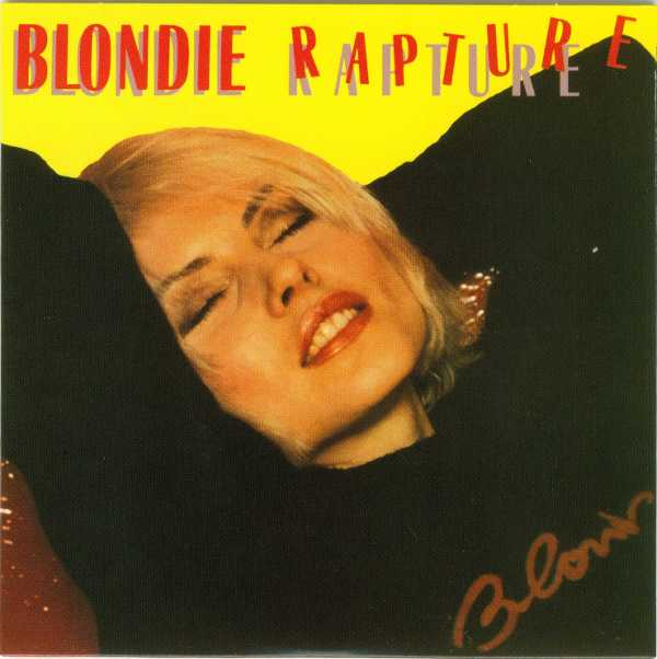 Rapture, Blondie - Singles Box