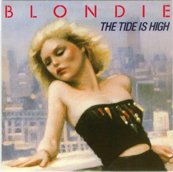 The Tide Is High, Blondie - Singles Box