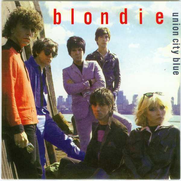 Union City Blue, Blondie - Singles Box