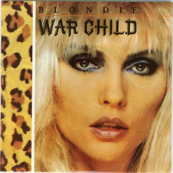 War Child, Blondie - Singles Box