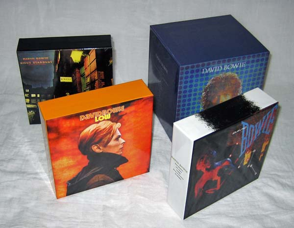 Fronts, Bowie, David - Space Oddity Box