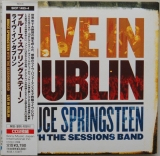Springsteen, Bruce (Whit the Sessions Band) - Live in Dublin