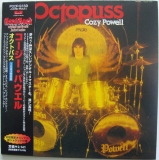 Powell, Cozy : Octopuss : cover