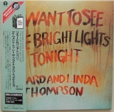 Thompson, Richard + Thompson, Linda - I Want To See The Bright Light Tonight +3
