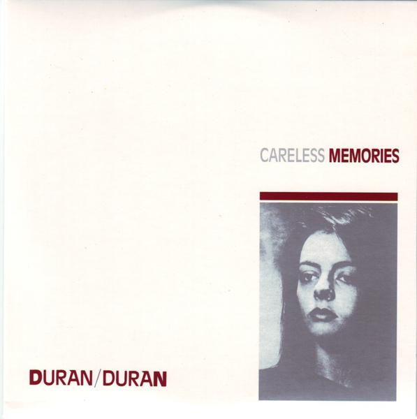CD2 Sleeve [Front], Duran Duran - The Singles 81-85 Boxset