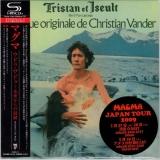 Vander, Christian : Tristan  &  Yseult : cover
