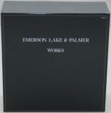 Emerson, Lake + Palmer - Works Box 20bit K2