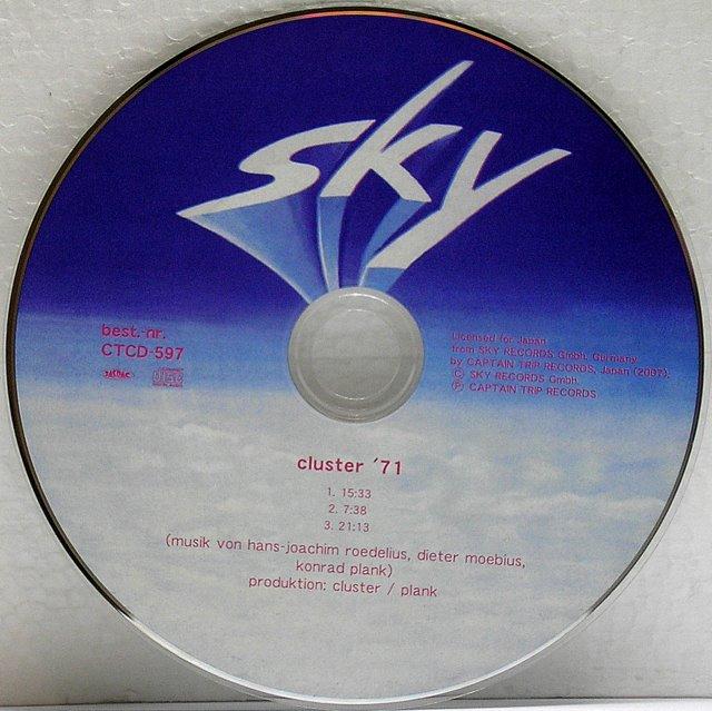 CD, Cluster - '71