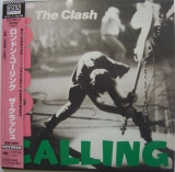 Clash (The) : London Calling : cover