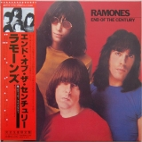 Ramones : End of the Century : cover