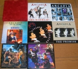 Arcadia (Duran Duran) - The Singles Boxset