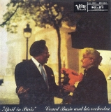 Basie, Count : April In Paris : cover