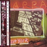 Zappa, Frank : Zappa In New York  : cover