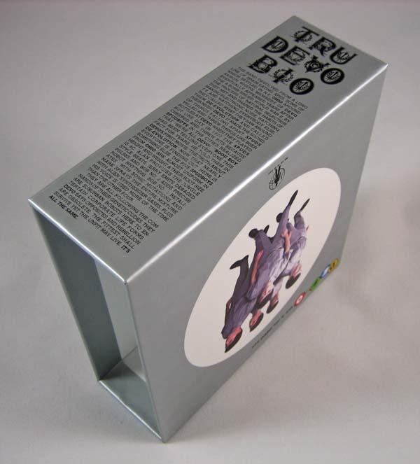 Base of the box, Devo - This Is The Devo Box
