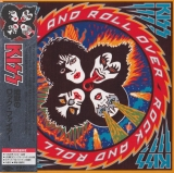 Kiss : Rock and Roll Over : cover