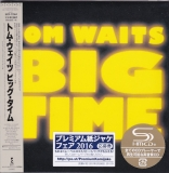 Waits, Tom : Big Time : cover