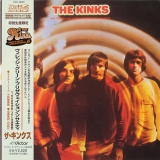 Kinks (The), Village Green Preservation Society cover image