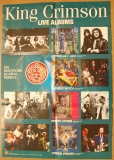Live Albums Promo Poster