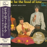Dave Dee, Dozy, Beaky, Mick & Tich : If Music Be The Food Of Love : cover