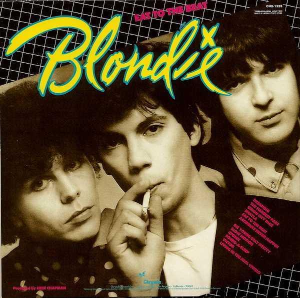 Japanese Paper Sleeve Mini Vinyl LP Replica CD - Blondie ...